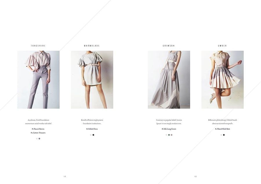 Summer Collection Lookbook  - 2