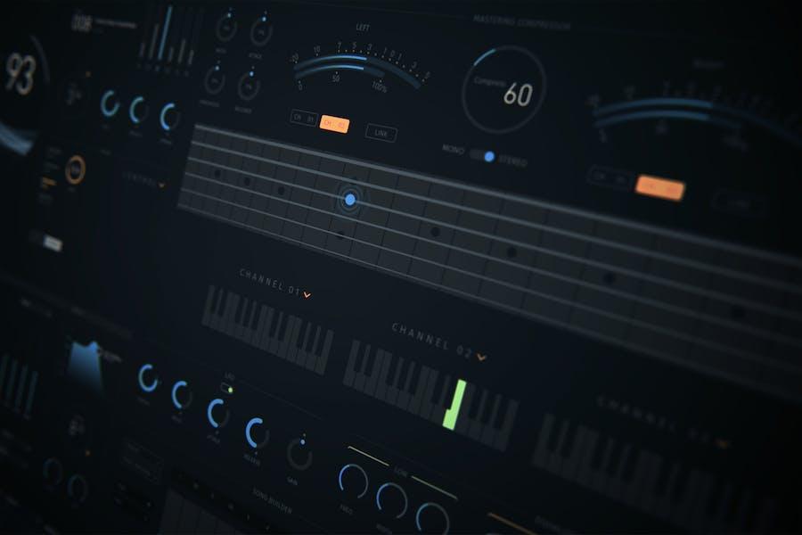 NETA: Modern Virtual Instruments GUI - 1