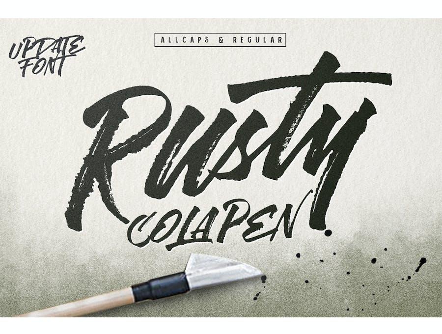 Rusty Cola Pen (Update) - 0