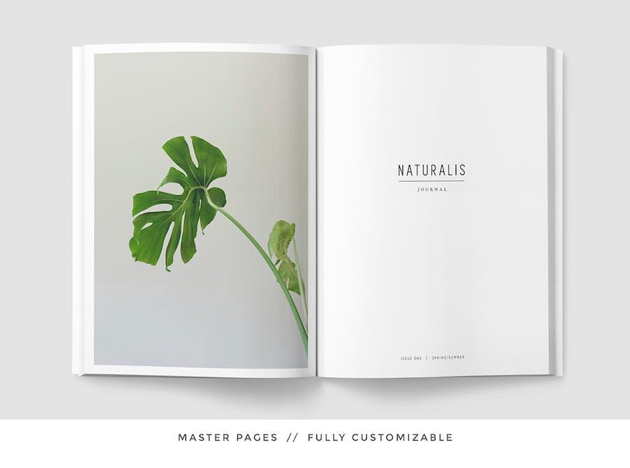 NATURALIS Lookbook / Magazine - 1