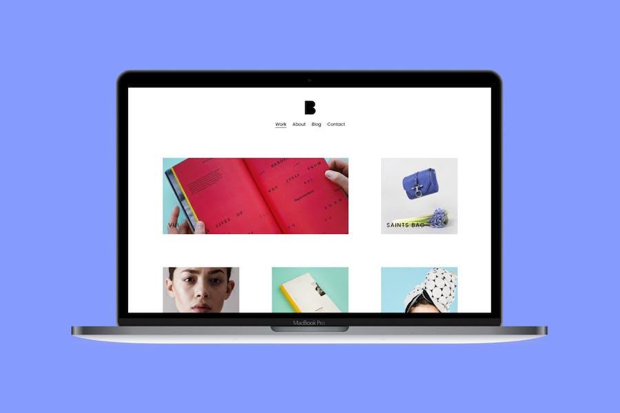 Ben | Creative Portfolio - 2