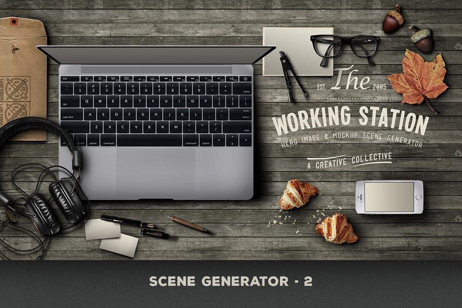 Working Station Hero Image - 0