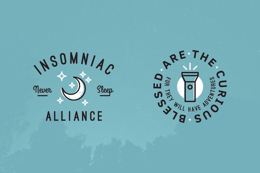 Outdoor Adventure Logos - 2