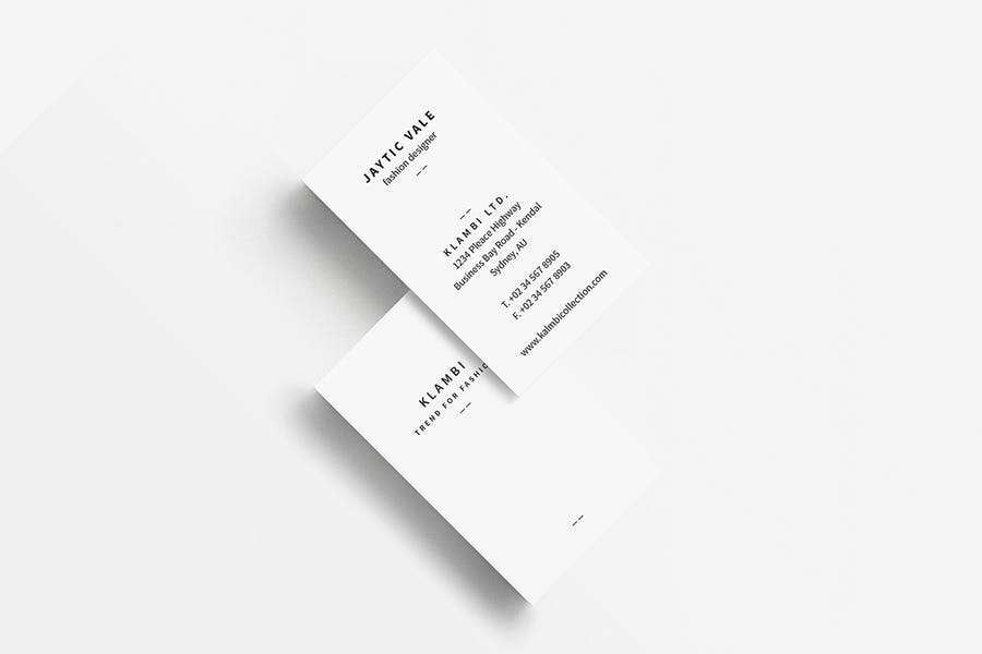 Business Card - 0