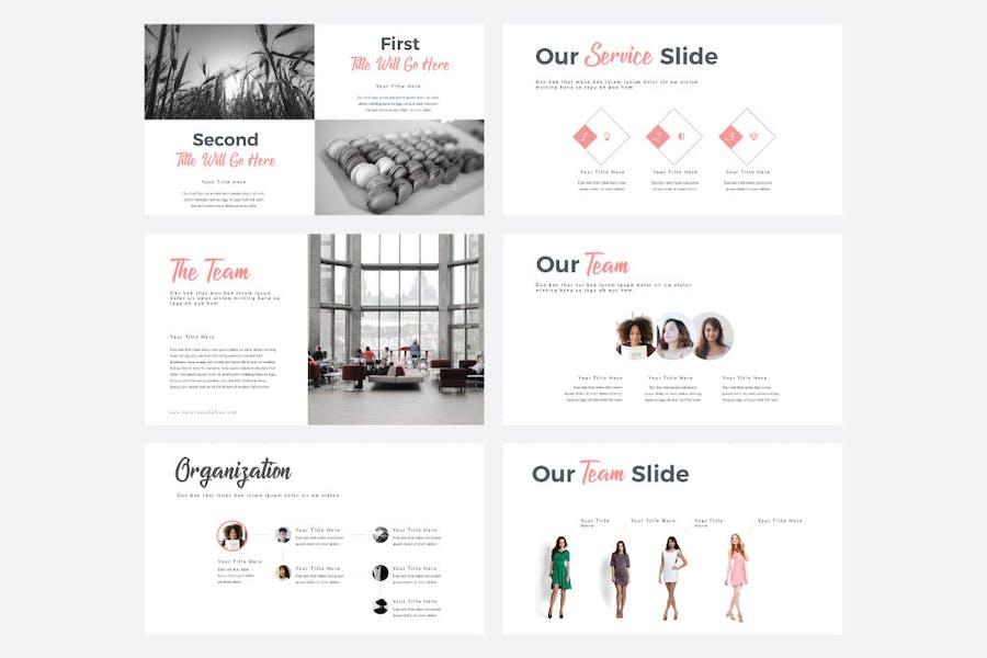 STYLE - Multipurpose PowerPoint Template V50 - 3