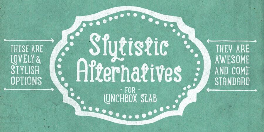 Lunchbox Slab Regular  - 3