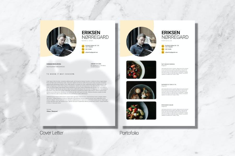 Eriksen Resume Presentation - 0