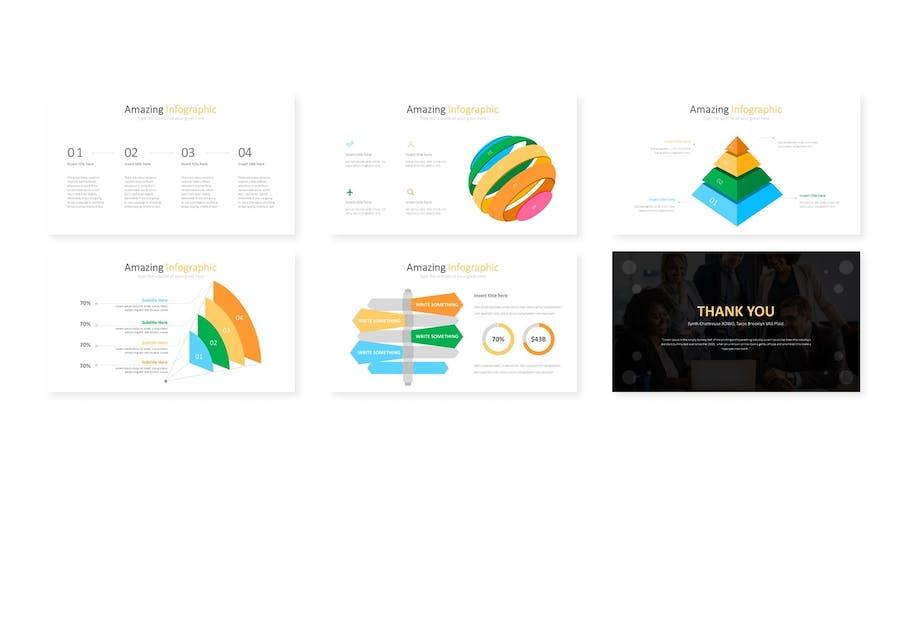 Vexana - Google Slide Template - 2