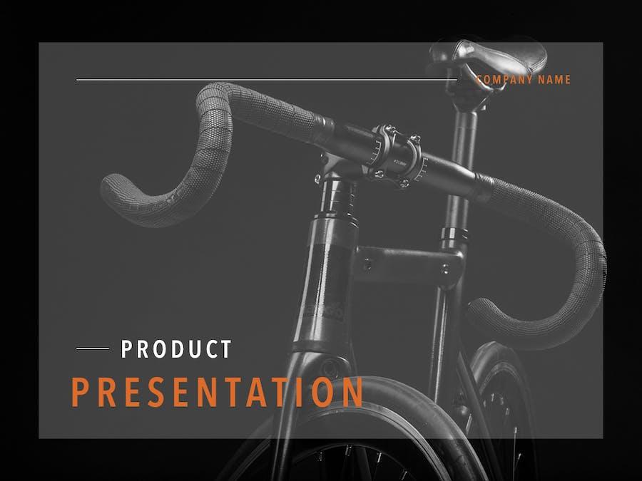 Sprint PowerPoint Template - 0