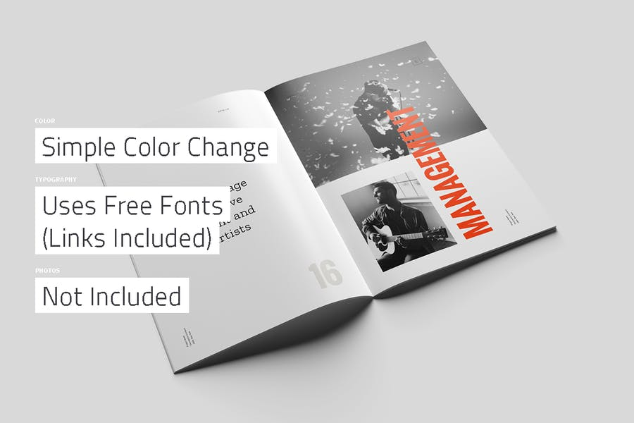 ELEMENTAL: Brochure and Portfolio - 2