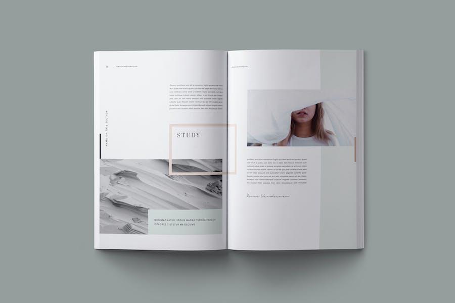 Nano Indesign Brochure - 1