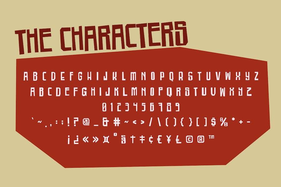 SUBURBIA - cutout saul bass style font - 0