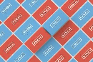 Business Cards Mockups Pack - 2