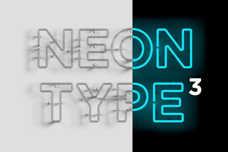 Neon Type 3 - 0