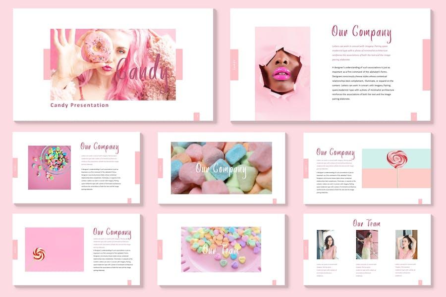 Candy - Google Slide - 0