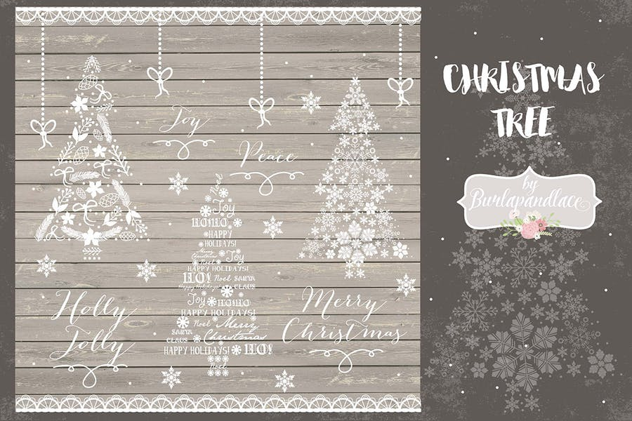 Christmas tree - 0