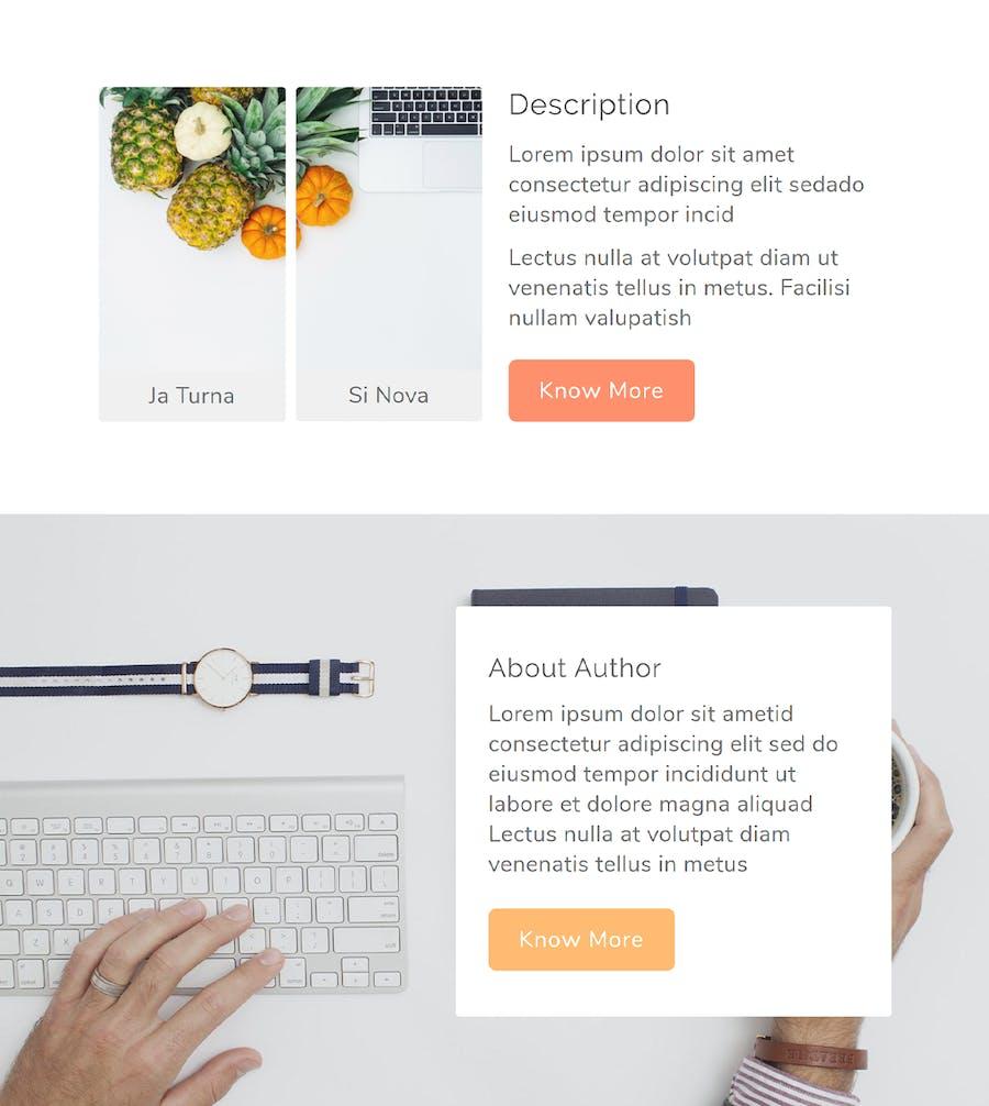 Zamoza Responsive Multipurpose Email Template - 1