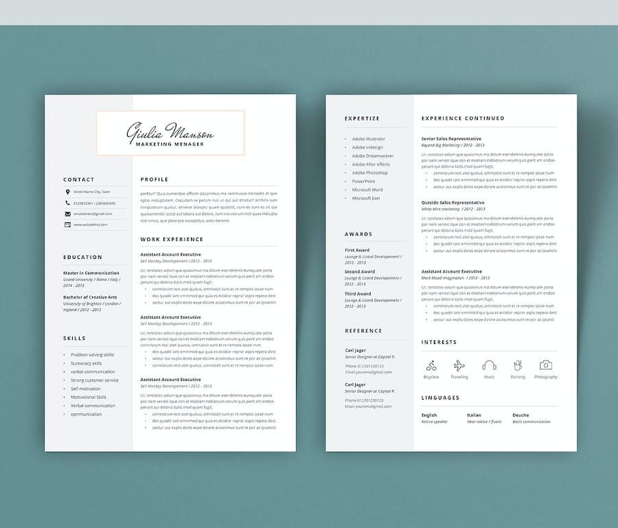 Resume - 0