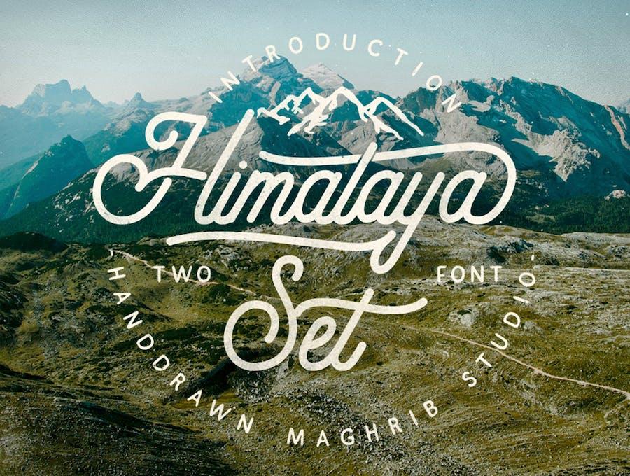 Himalaya Set Type - 0