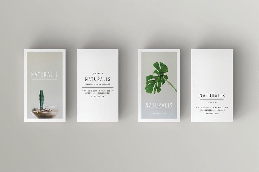 NATURALIS Business Card - 2