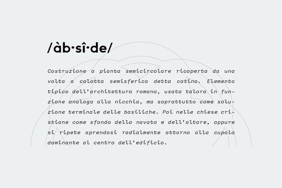 Abside - 1