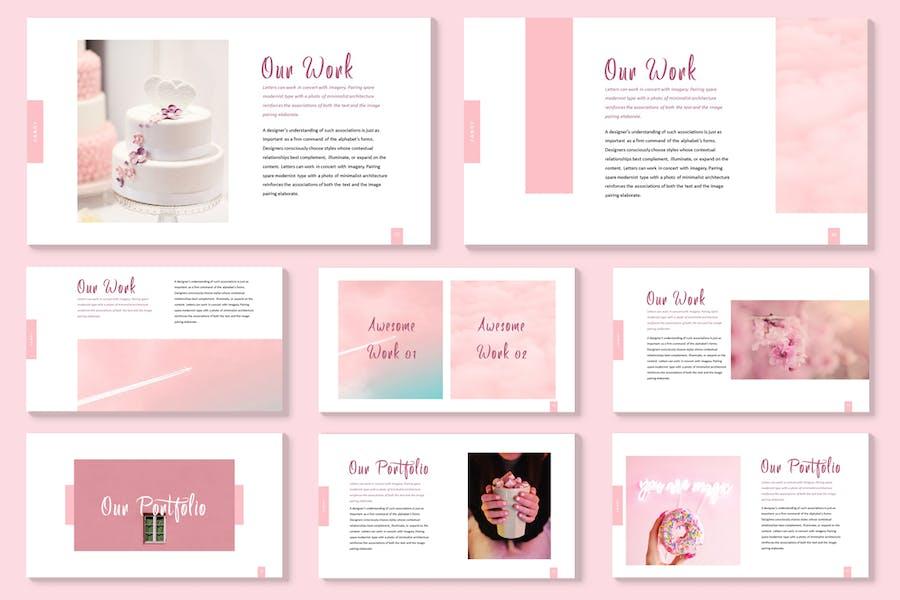 Candy - Google Slide - 3