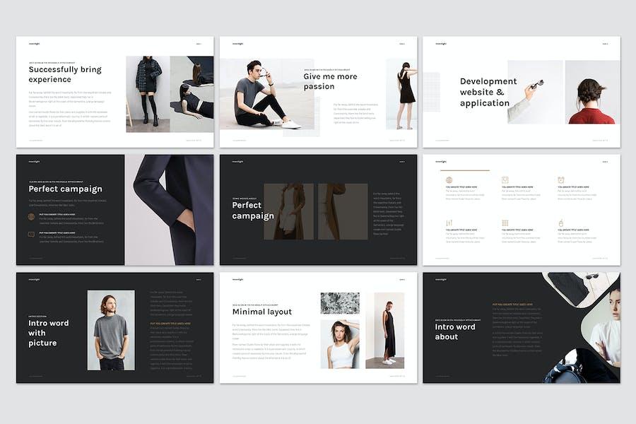 Minimal Fashion Presentation - 0