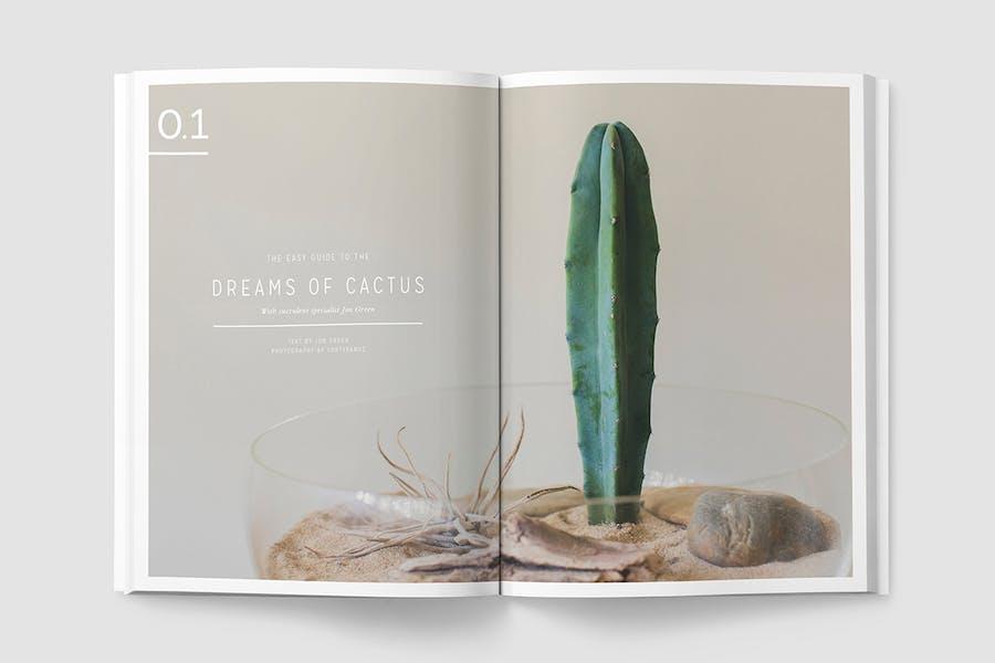 NATURALIS Lookbook / Magazine - 3