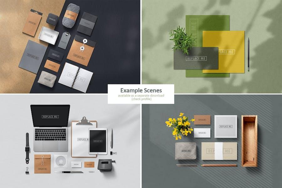 Art & Branding Scene Generator - Part 1 - 3