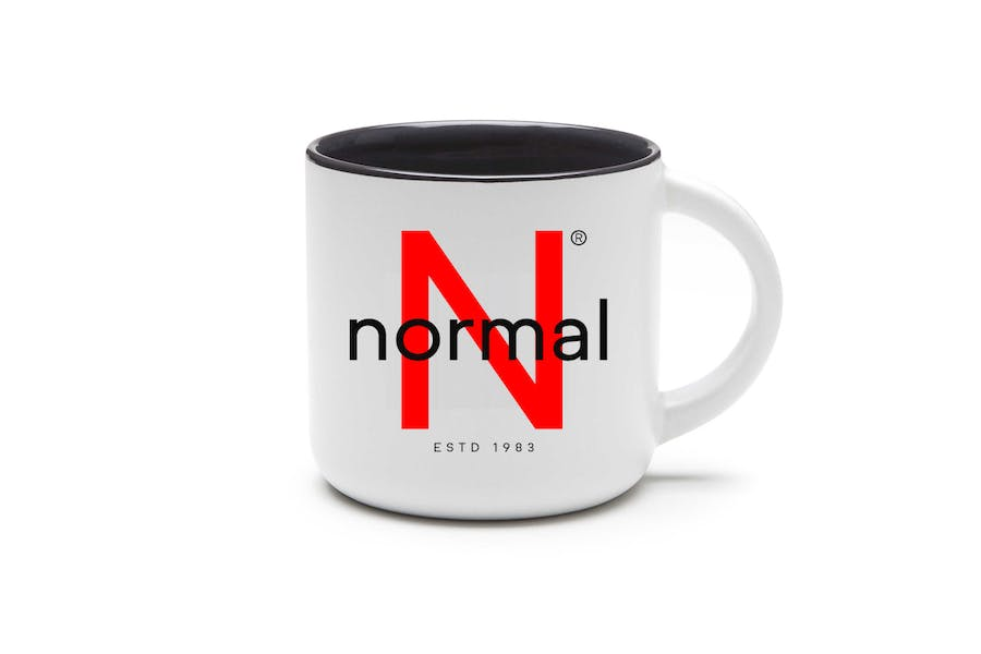 NORMAL - Minimal Sans Serif Typeface + WebFonts - 0
