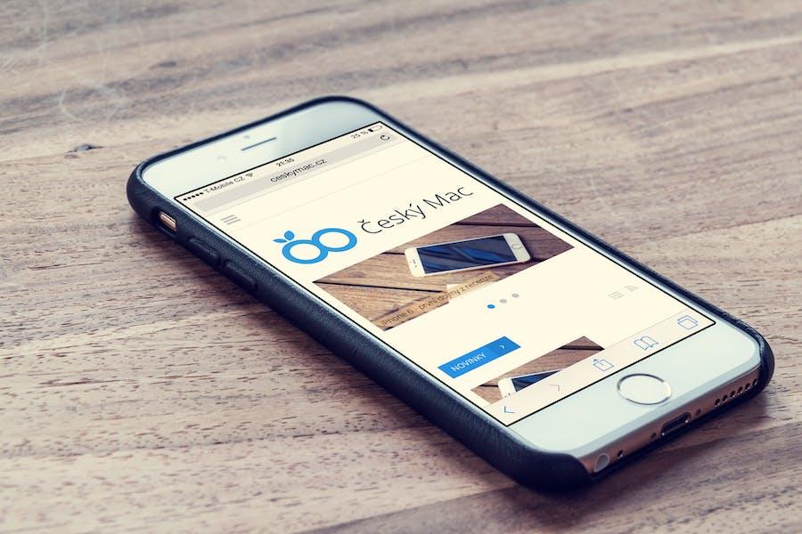 Phone 6 - Photorealistic Mock-Up - 0