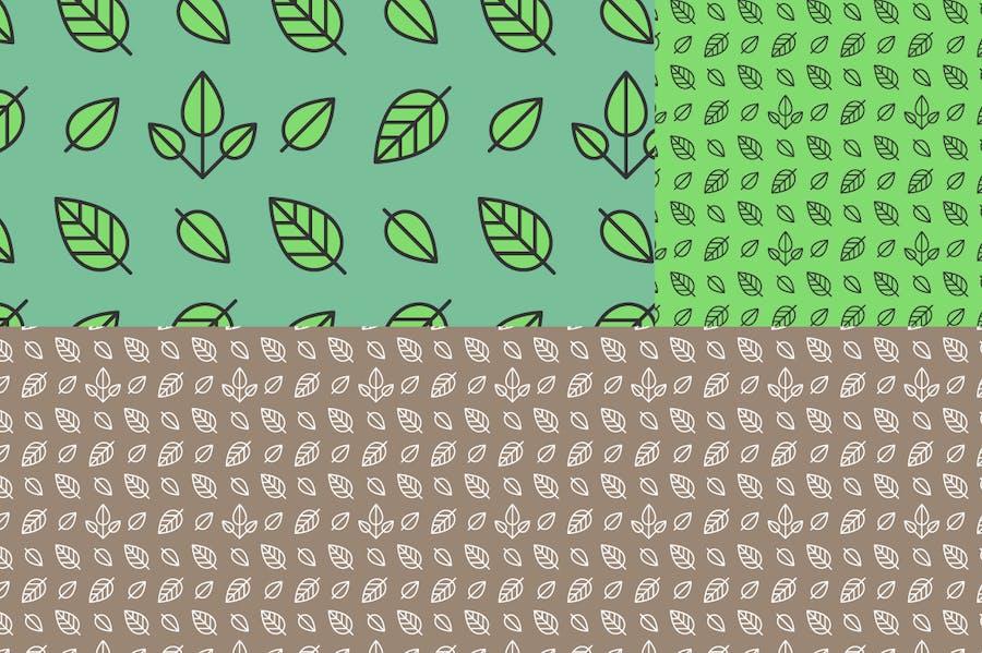 Outdoor Adventure Patterns - 1