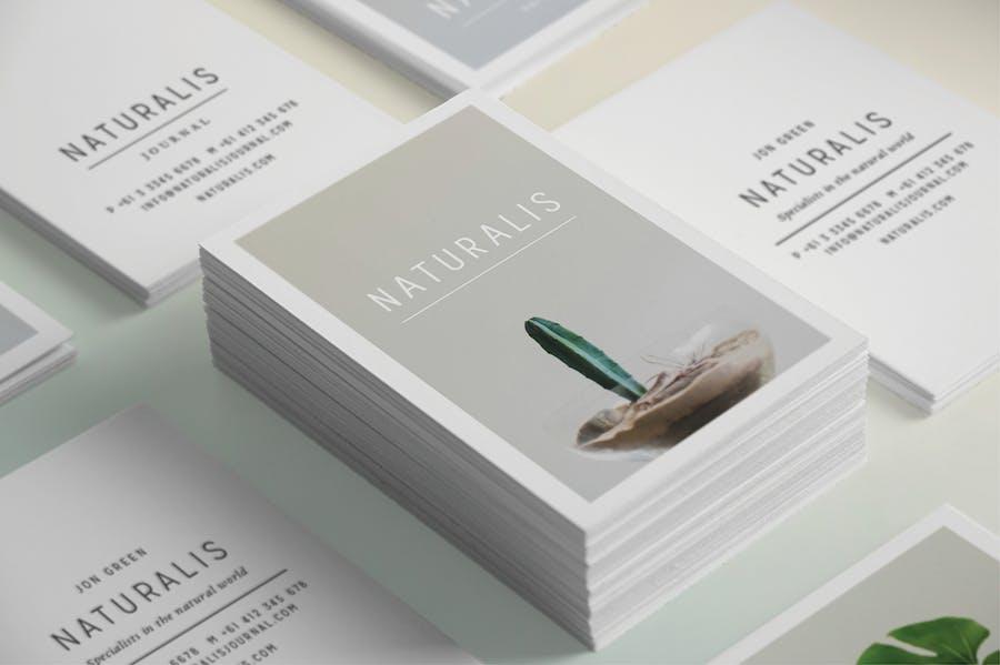 NATURALIS Business Card - 0