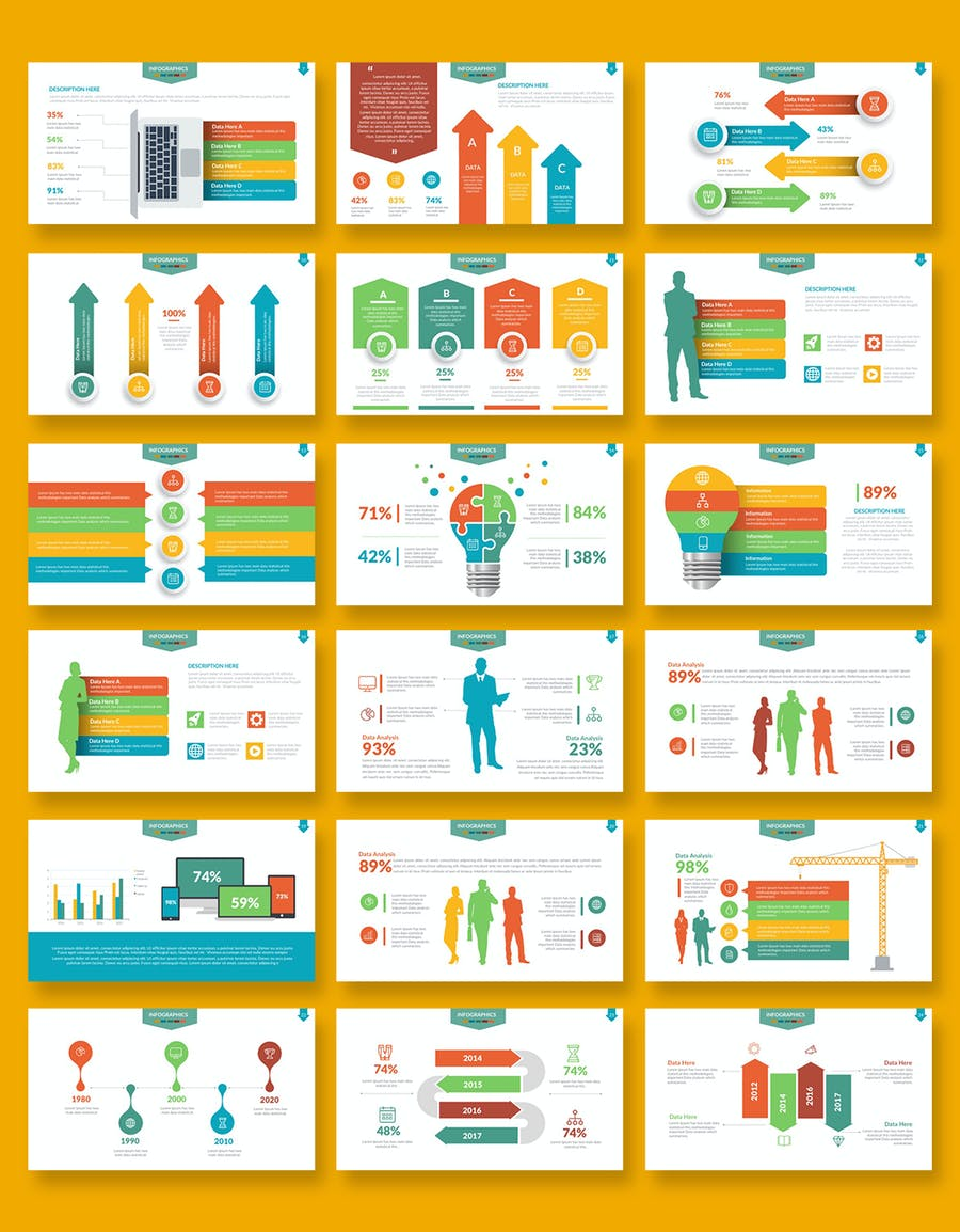 Infographics Powerpoint - 1