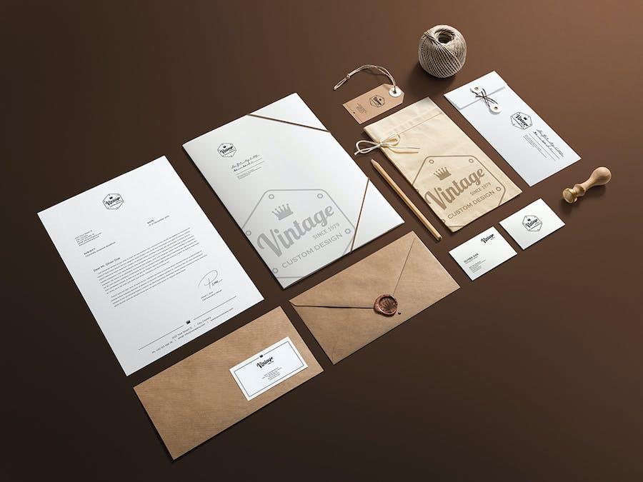 Craft Branding Mockup - 2