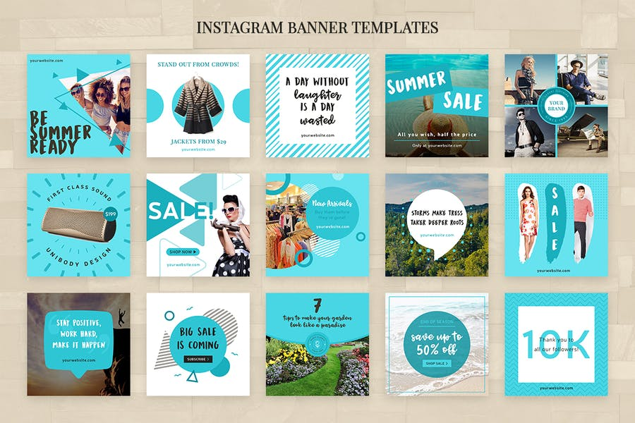 Social Media Kit - 1