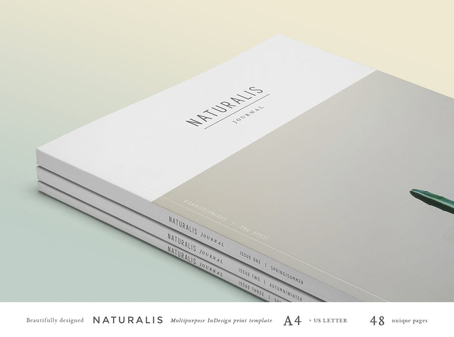 NATURALIS Lookbook / Magazine - 0