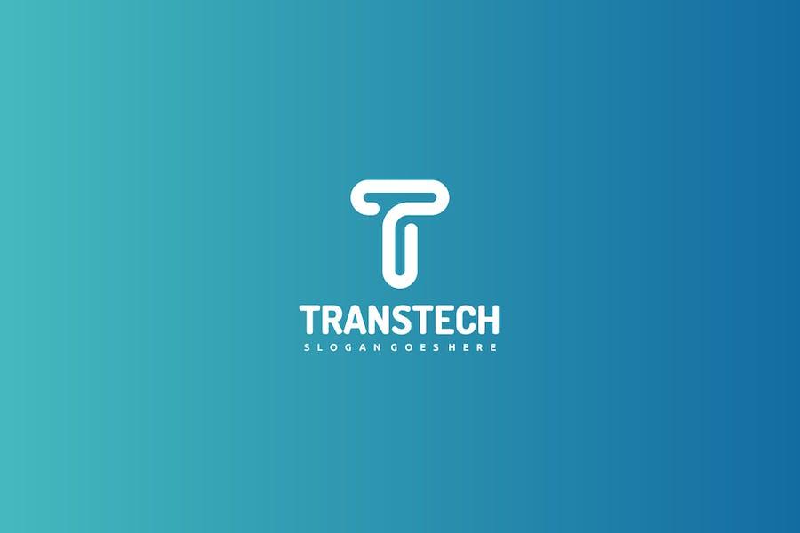 T Letter Logo - 0