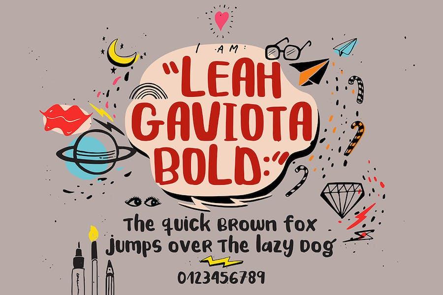 Leah Gaviota - 2