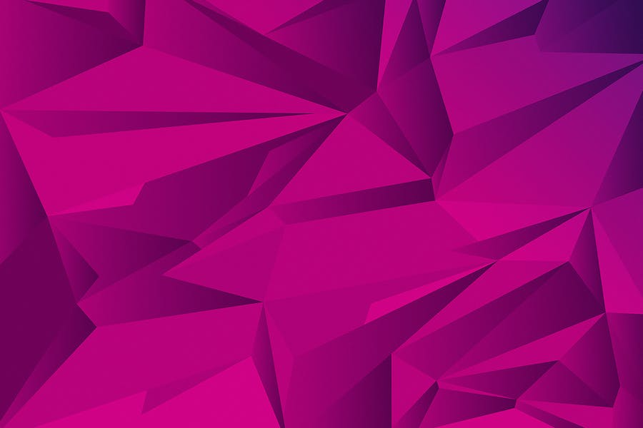 Abstract Polygon Backgrounds - 0