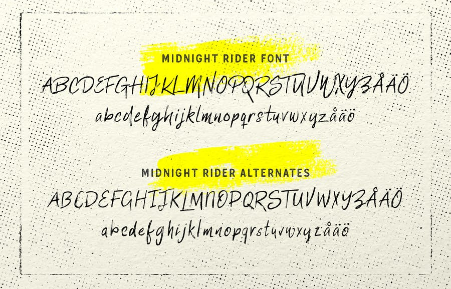Midnight Rider - 0