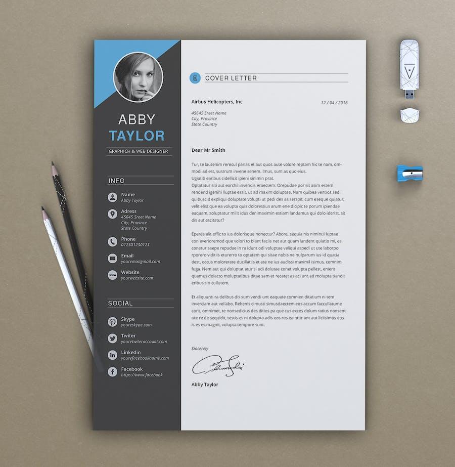 Resume Abby - 2