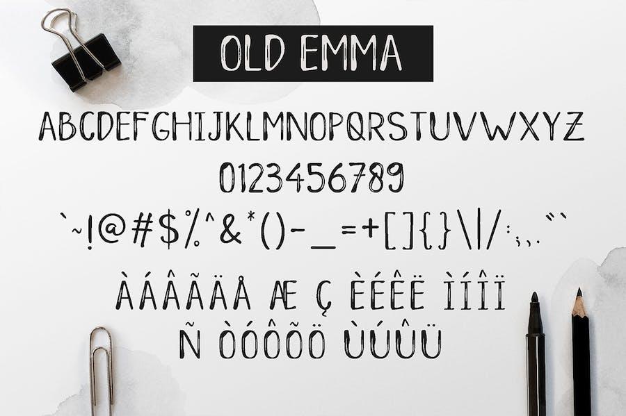 Old Emma - 3