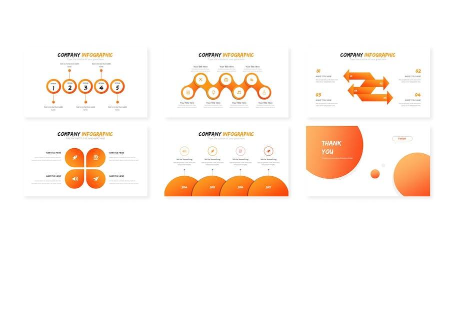 Circles - Google Slides Template - 2