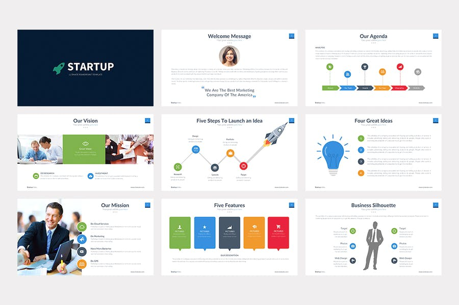 Startup Keynote Template - 0