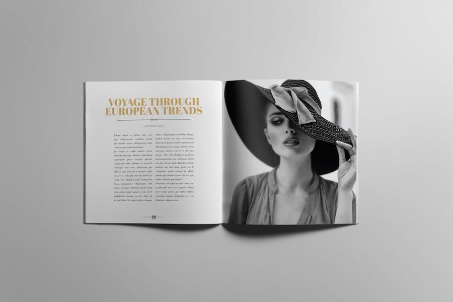 Lookbook / Product Catalog - 2