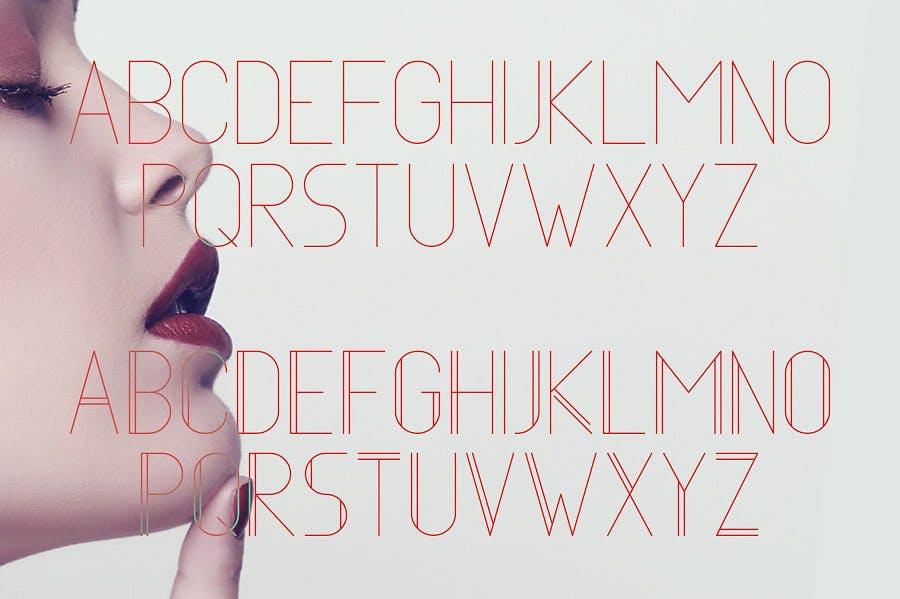 Venge Typeface - 1