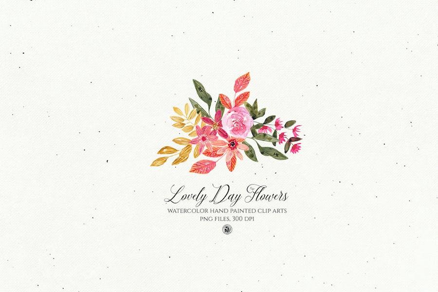 Lovely Day Flowers - 3
