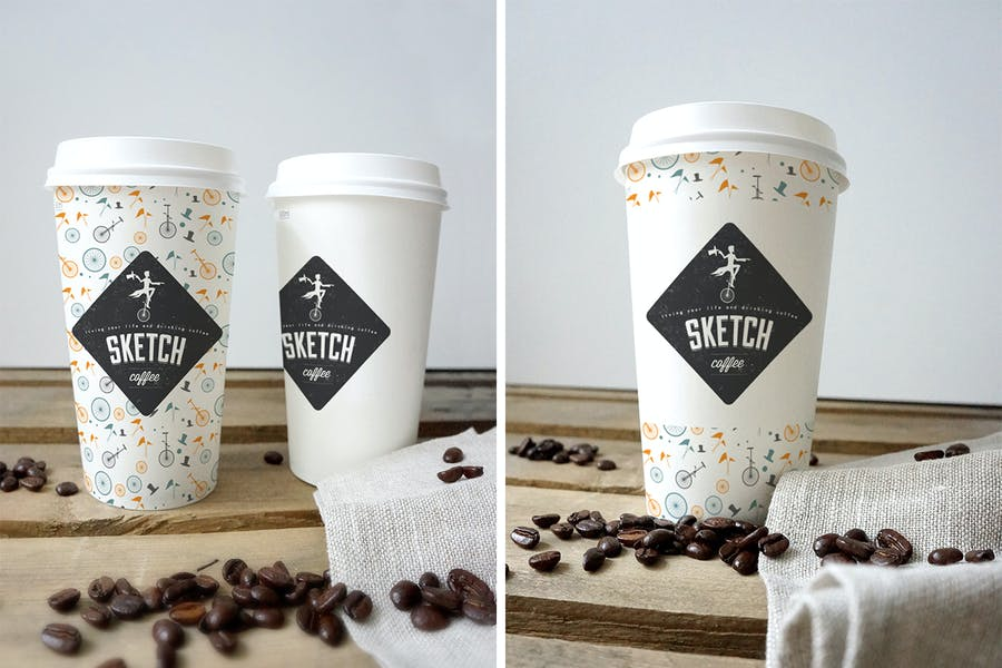 Coffee Cup Mockup - 0