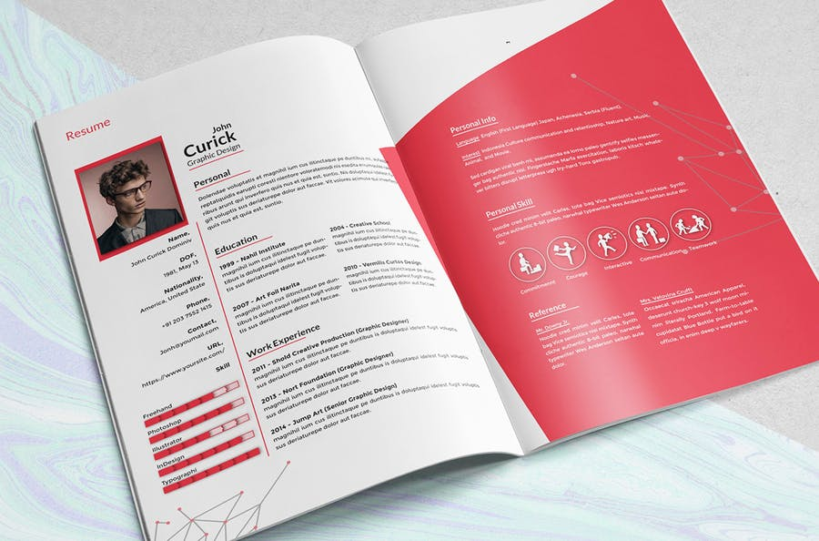 Creative Resume - 1